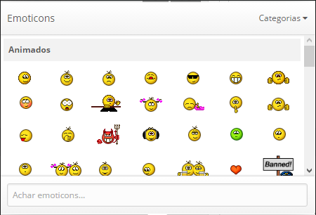Emoticons (.gif) pack